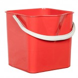Запасное ведро 25 литров для уборочной тележки