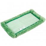 Прямоугольная моющая насадка из микрофибры Unger для мытья стеклянных перегородок