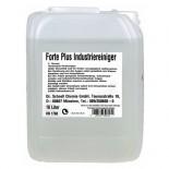 FORTE PLUS, 10 л, pH14, для уборки полов в промышленных помещениях