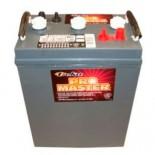 Тяговые аккумуляторы DEKA 8C6V для поломоечных и подметальных машин