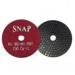 Комплект алмазных дисков для полировки бетонных полов  (10 шт.) 150GRIT