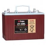 Необслуживаемая тяговая батарея Trojan 31GEL