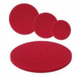 Красный размывочный круг (пад)