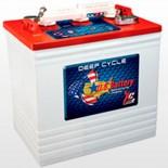 Тяговый аккумулятор U.S. Battery US L16 HC XC глубокого разряда с жидким электролитом