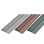 Кант для ворсовых ковров черный, серый, коричневый