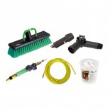 Набор Unger HiFlo Kit для мытья стекол, стен, лодок, катеров, грузовиков, трейлеров