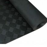 Резиновое покрытие в рулоне для грязезащиты и противоскольжения