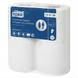 Tork T4 туалетная бумага в стандартных рулонах со втулкой 8 рул.