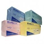 Wypall® Х50 Сложенные вчетверо. Цветные салфетки для использования в зонах питания. 7441