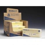 Wypall® Х50 Сложеные вчетверо. Цветные салфетки для использования в зонах питания. 7443