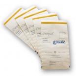 """Пакеты бумажные самоклеящиеся, белые """"СтериТ"""", 100шт"""