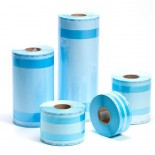 Рулоны комбинированные объемные со складкой термосварные «Клинипак», 100м