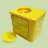ЕСО-02-«ЕЛАТ», сбор колюще-режущих медицинских отходов класса Б