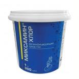 Миксамин-хлор, №300, 1кг,  дезинфекция поверхностей,медицинских отходов и ИМН