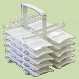 УПХЛ-01-10 «ЕЛАТ», укладка-пенал для хранения лекарств (таблетница)