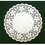 Салфетка кружевная бумажная диаметр 240мм
