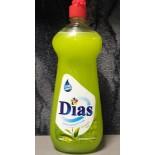 Средство для мытья посуды Диас 1л с глицерином зеленый чай
