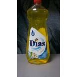 Средство для мытья посуды Диас 1л с глициреном ромашка