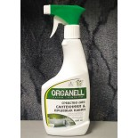 Средство для чистки сантехники и душевых кабин Organell 500мл
