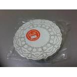Салфетка кружевная бумажная диаметр 160мм