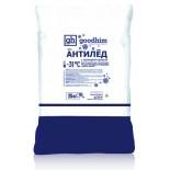 АНТИЛЕД 500 противогололедный реагент с хлористым натрием 25 кг