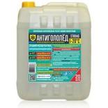 АНТИГОЛОЛЕД STRONG -20 °С хлористый кальций