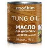 Тунговое масло для древесины Tung Oil матовое