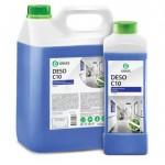 DESO C10 концентрированное средство на основе ЧАС для дезинфекции поверхностей