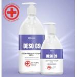 DESO C9 гель для дезинфекции рук и поверхностей