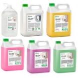 MILANA GRASS жидкое крем-мыло в канистре 5 литров