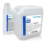 ИНТЕРХИМ 502 усиленное моющее средство для поломоечных машин