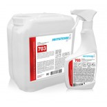 ИНТЕРХИМ 703 средство для мытья акриловых ванн и унитазов