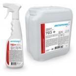 ИНТЕРХИМ 703+ средство для регулярной уборки санузлов