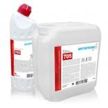 ИНТЕРХИМ 705 усиленное гелеобразное средство для очистки от ржавчины и минеральных отложений