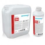 ИНТЕРХИМ 204 густое кислотное моющее средство для глубокой очистки поверхности
