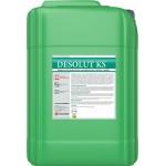 Desolut KS щелочное дезинфицирующее средство на основе активного хлора для устранения засоров