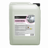 CLEAN METAL беспенное щелочное моющее средства для очистки цветных металлов и алюминия