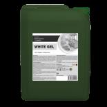 WHITE GEL чистящее и дезинфицирующее средство для сантехники и поверхностей