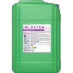 Desolut HW беспенное моющее средство с активным хлором для очень жесткой воды