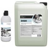 DISH средство против органических загрязнений в профессиональных ПММ
