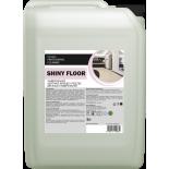 SHINY FLOOR универсальное пенное моющее средство для пола и поверхностей