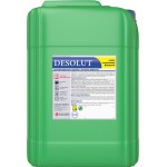 Desolut беспенное щелочное средство с активным хлором