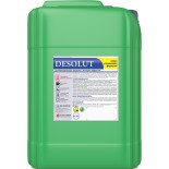 Desolut беспенное щелочное средство для мойки и дезинфекции доильного оборудования