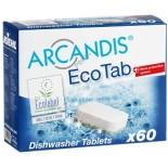 Kiehl ARCANDIS®-EcoTab таблетки для посудомоечной машины 60 штук
