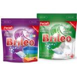 Капсулы для стирки Paclan Brileo