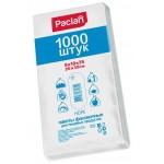 Фасовочные пакеты для пищевых продуктов Paclan 1000 шт.
