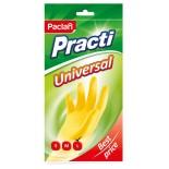 Хозяйственные резиновые перчатки Paclan Practi