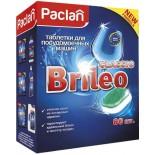 Таблетки для посудомоечных машин Paclan Brileo Classic