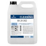 BX 20 DEZ моющее средство с содержанием хлора для отбеливая плитки