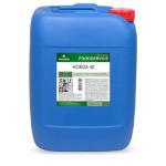 HORDA-40 моющий сильнокислотный низкопенный концентрат на основе ортофосфорной кислоты